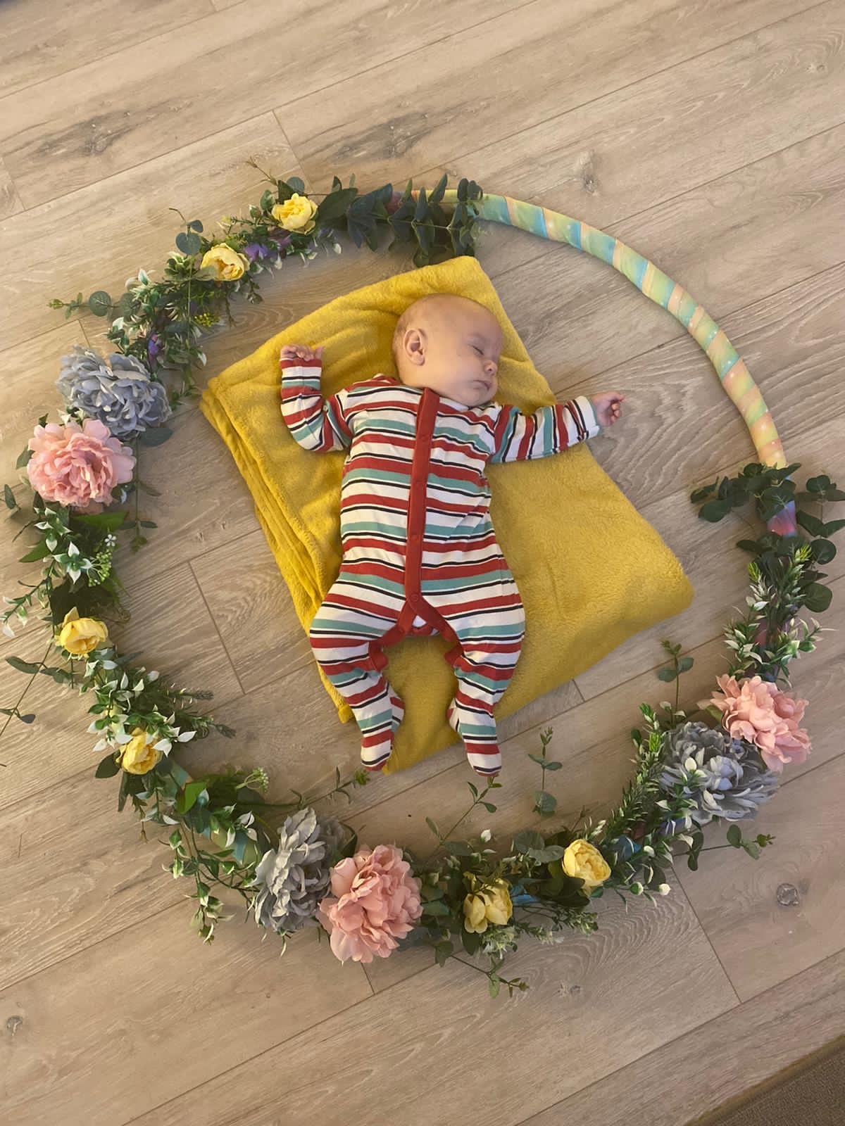 Baby Massage Love Circle Colchester